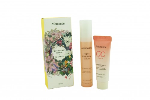 Mamonde CC Cream + First Energy Serum