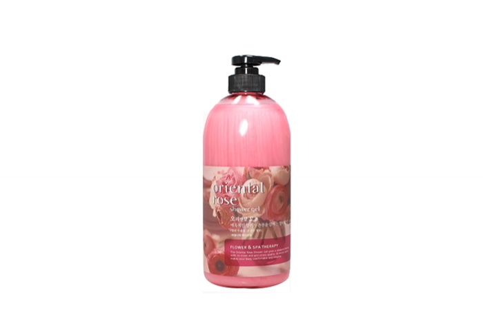 BODY PHREN oriental rose shower gel