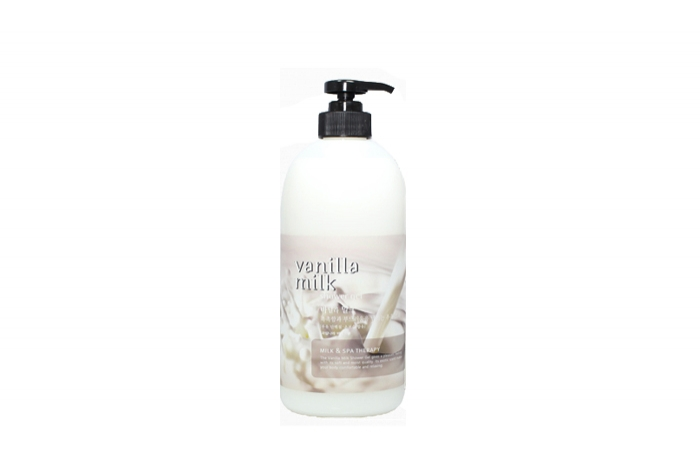 BODY PHREN vanilla milk shower gel