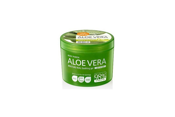 BODY PHREN Aloevera Moisture real soothing gel