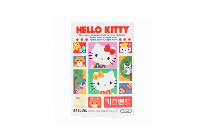 Hello kitty kid bandHello kitty