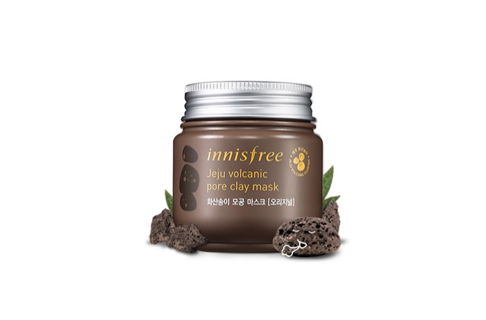 innisfree JEJU VOLCANIC PORE CLAY MASK 100mlinnisfree