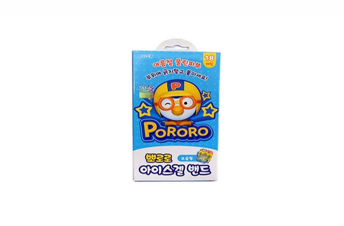 PORORO ICE Gel band PORORO