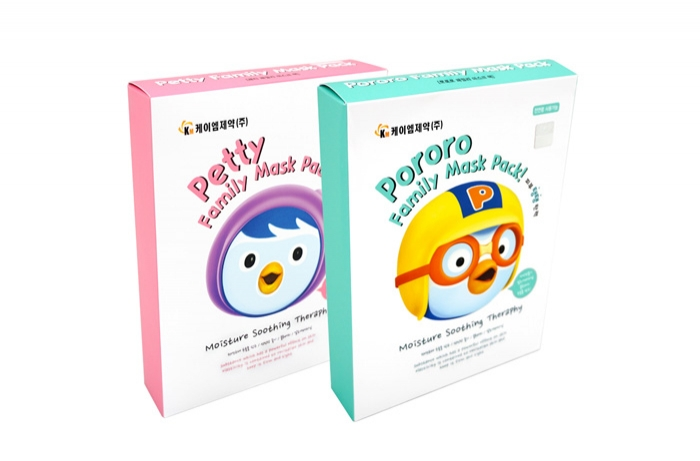 PORORO Family Mask PackPORORO