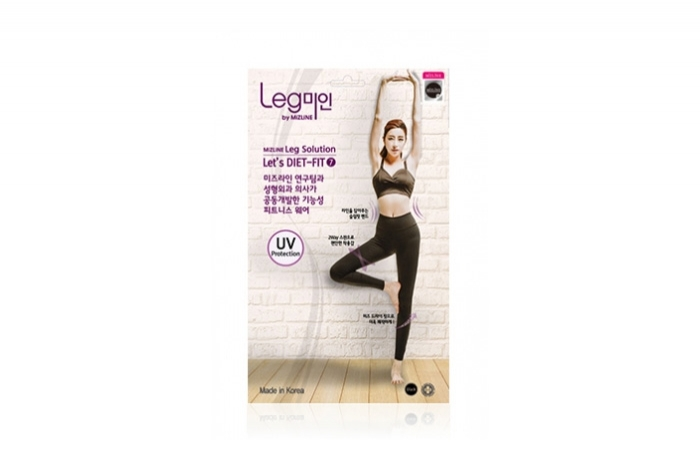 MIZLINE Let's Diet Fit Leggings L7mizline