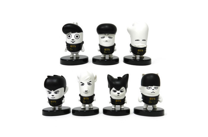 BTS figure Own label brand