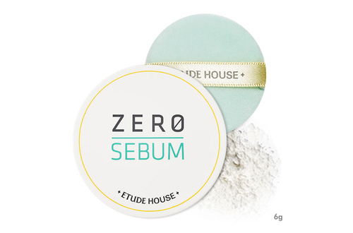 Etude House Zero Sebum draying powderOwn label brand