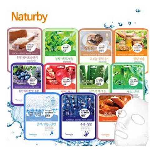 Natureby Essence Mask Pack*10Own label brand