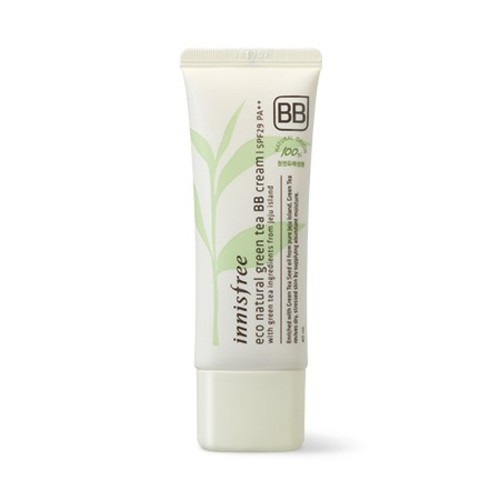 innisfree Eco natural green tea BB creamOwn label brand