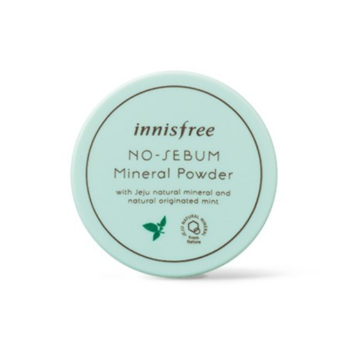 innisfree No sebum mineral powderOwn label brand